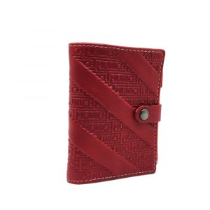 Miniwallet Munich-Red