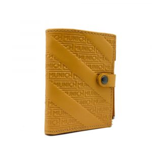 Miniwallet Munich Yellow